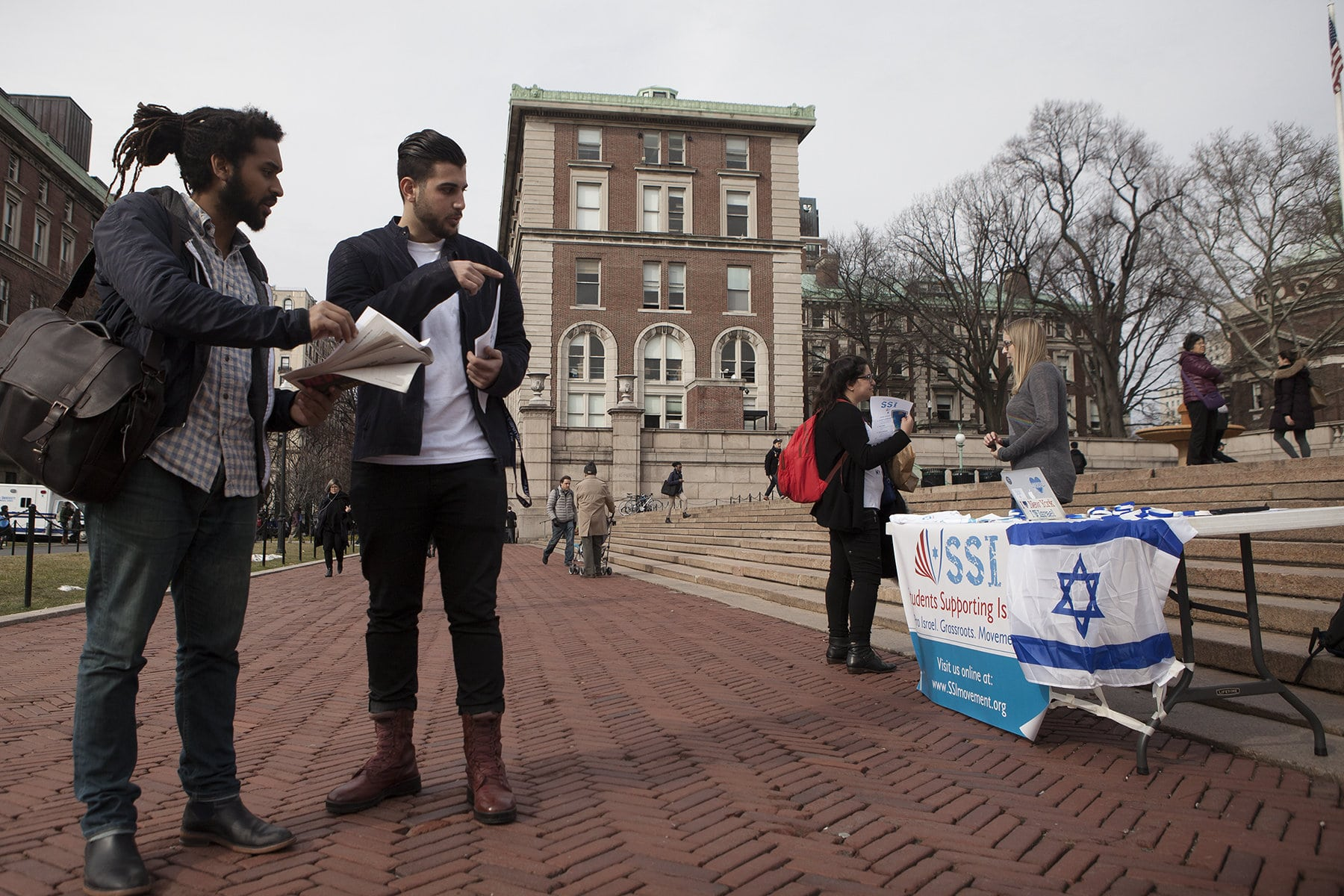 פתח קמפוסים בעולם לפעילות יהודית